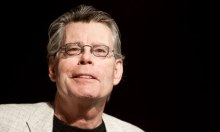 Author Stephen King